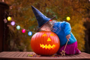 Children's Safety Tips During Halloween