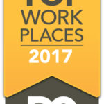 """Lawley Recognized as """"Top Workplace"""" By Rochester Democrat and Chronicle"""