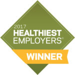 Lawley Recognized in Consecutive Years as a 2017 Healthiest 100 Workplace in America®
