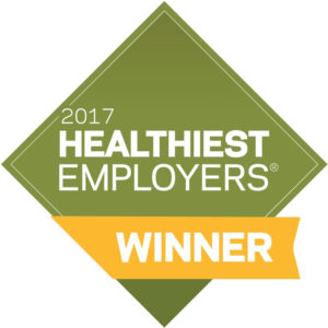 Lawley recognized as 2017 Healthiest Employers