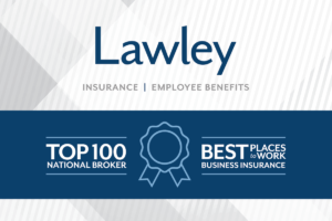 """Lawley Named """"Best Place to Work"""" by Business Insurance"""