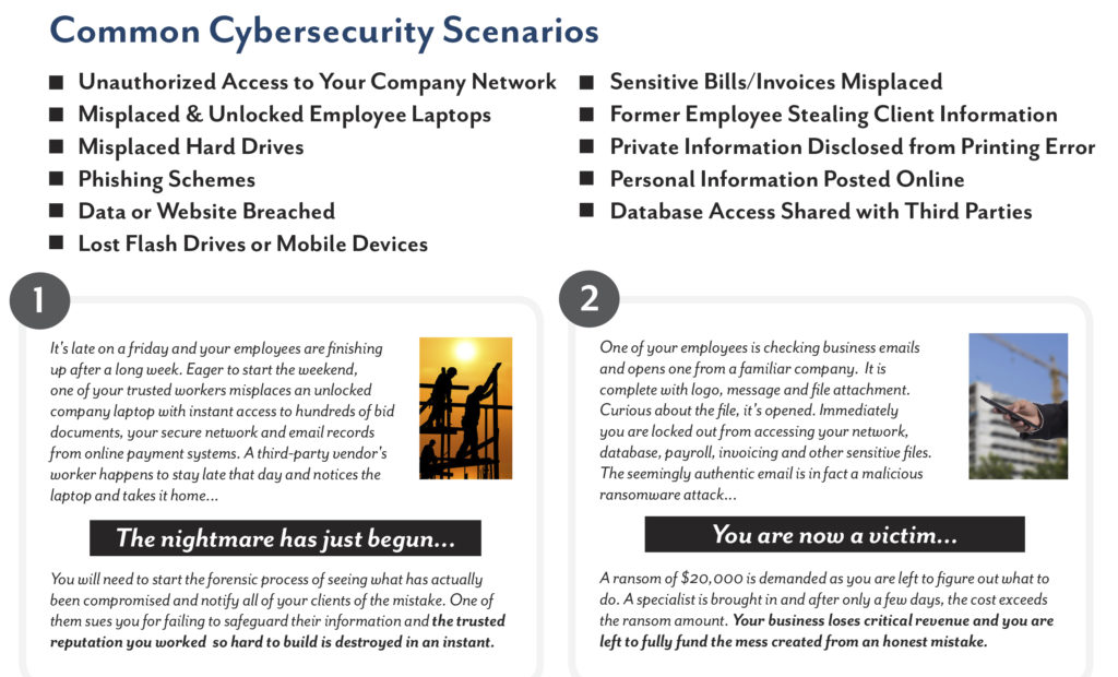CYBER ATTACKS CONSTRUCTION – The NEW Silent Killer of