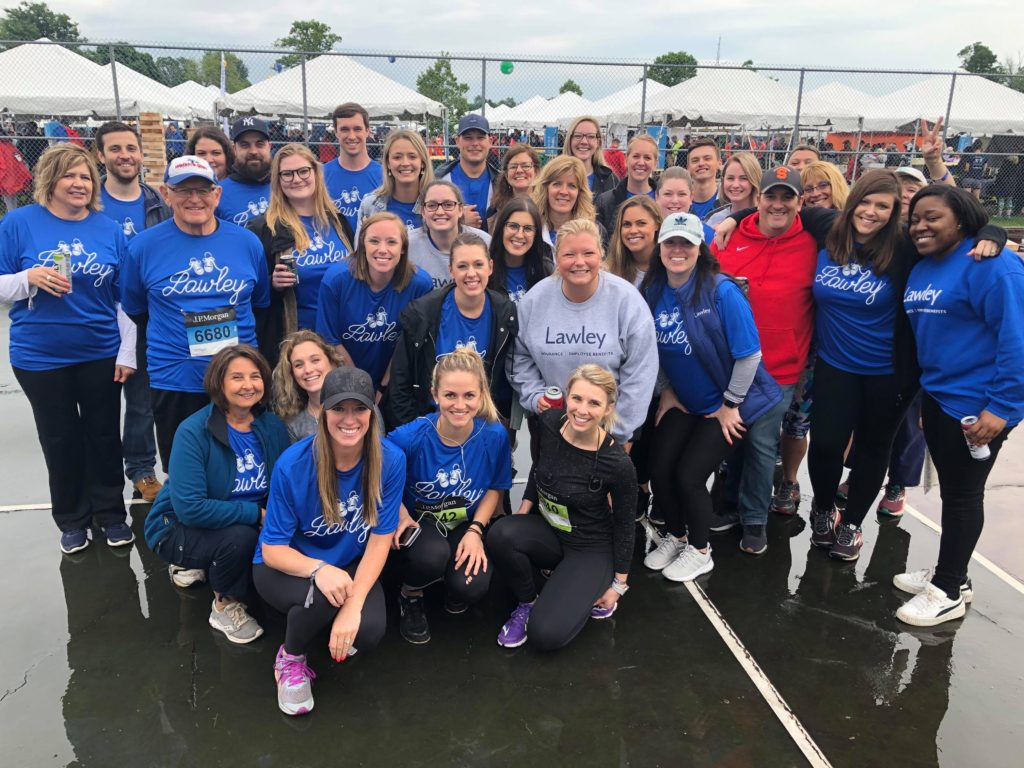 Lawley Teams in Buffalo and Rochester Participate in the 2019 J P